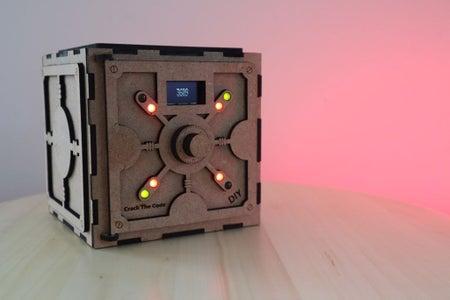 破解游戏代码,基于Arduino的益智盒