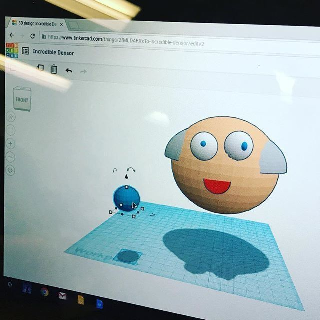 Picture of Getting Started With Tinkercad: Geometric Shapes and Toy Design