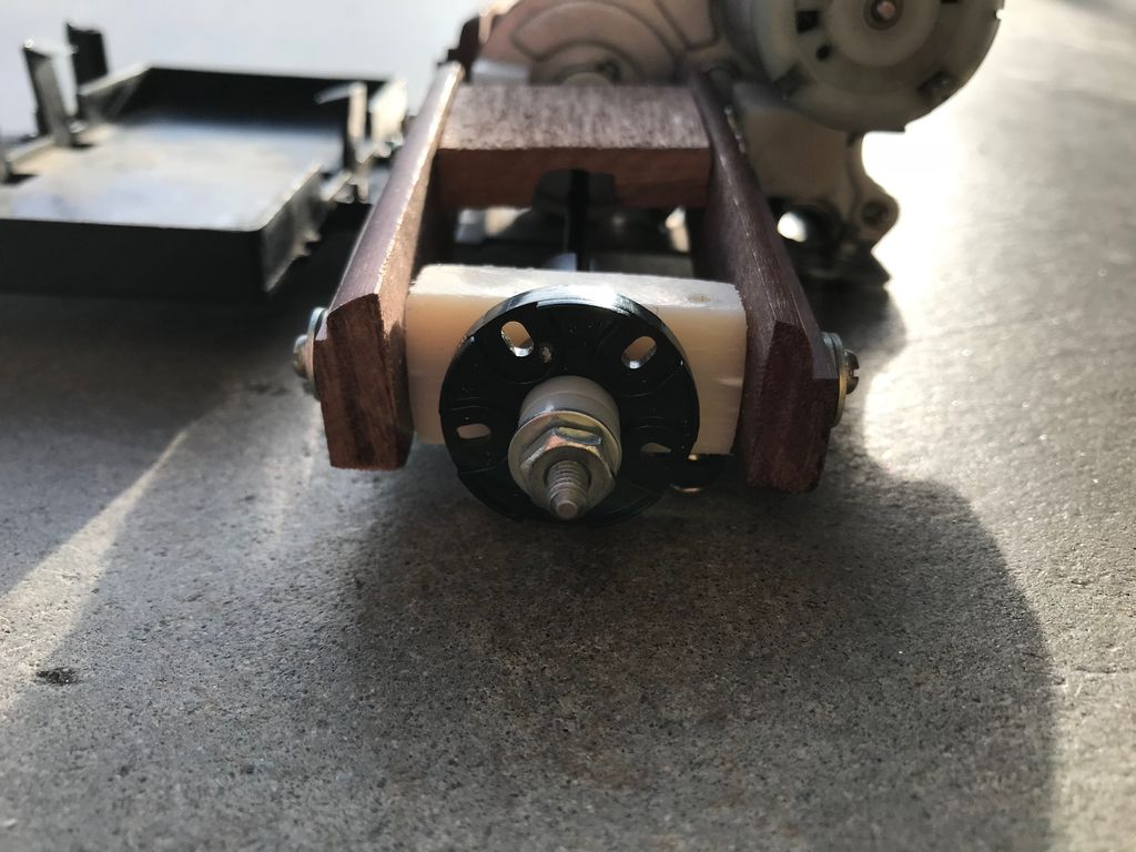 Picture of Rear Suspension Mounting