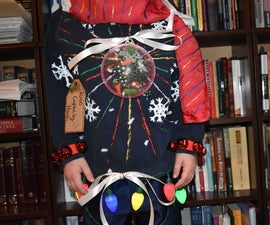 My Very Ugly Christmass Sweater