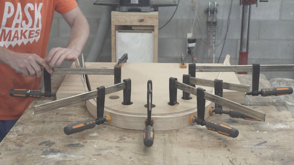 Picture of Bending and Shaping the Legs