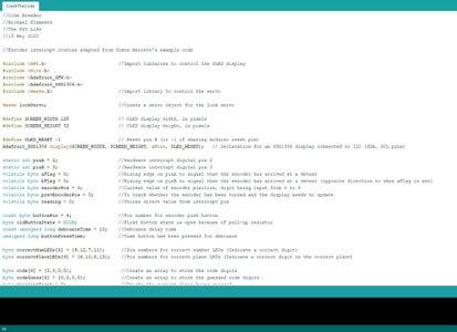 编程Arduino