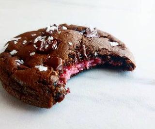 草莓松露巧克力曲奇