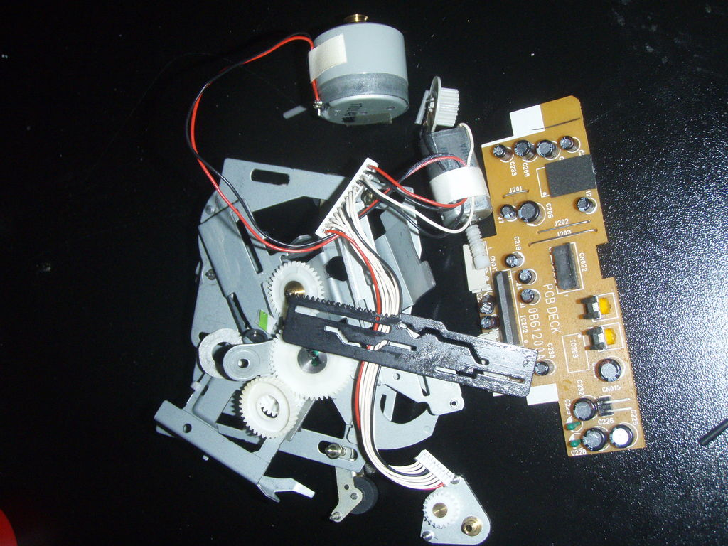 Picture of Modify Cassette Mechanism