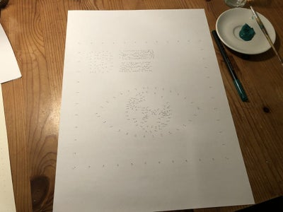 Print the Dot to Dot Picture