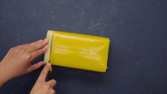 Cutting the Mold in Half