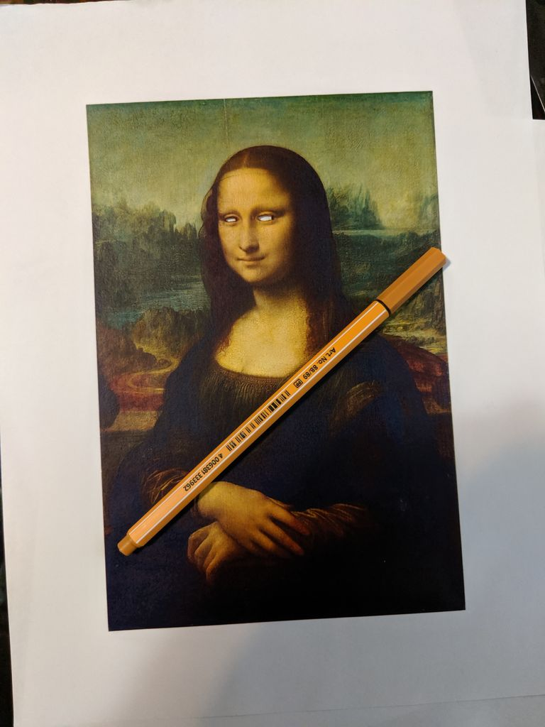 Picture of Prepare Frame & Painting Picture