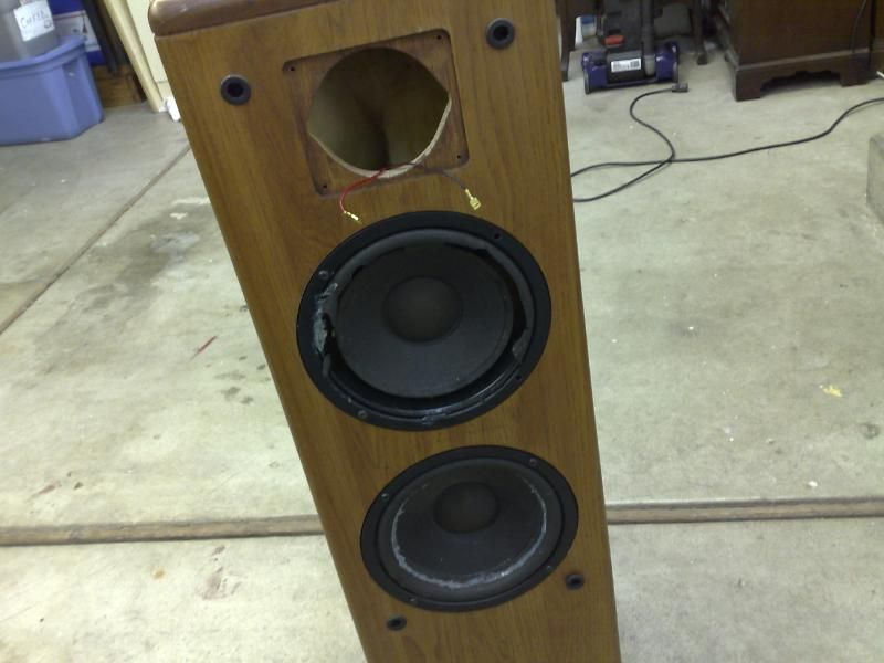 Picture of How to Refoam Your Woofer