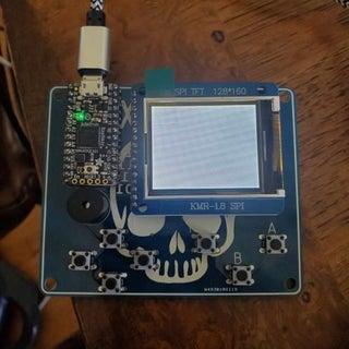 HackerBox 0041: CircuitPython