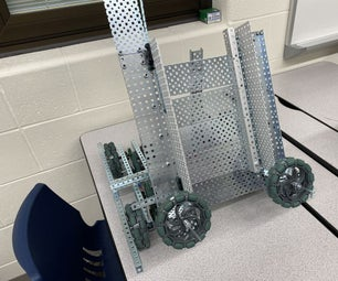 VEX Tower Takeover Competition Robot