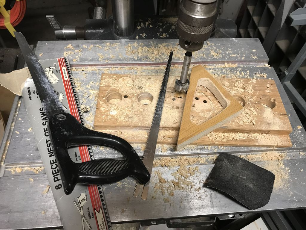 Picture of Make a Vertical Holding Jig