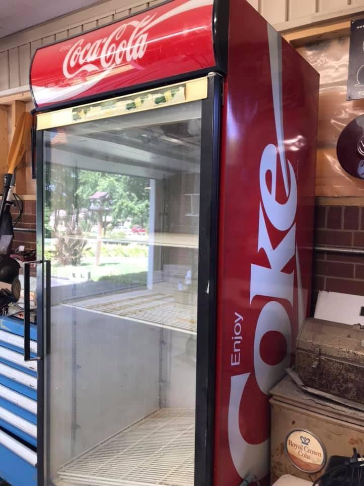 Picture of Coca Cola 3D Printer Enclosure
