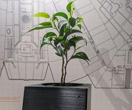花盆-聪明的解决方案,你最喜欢的花