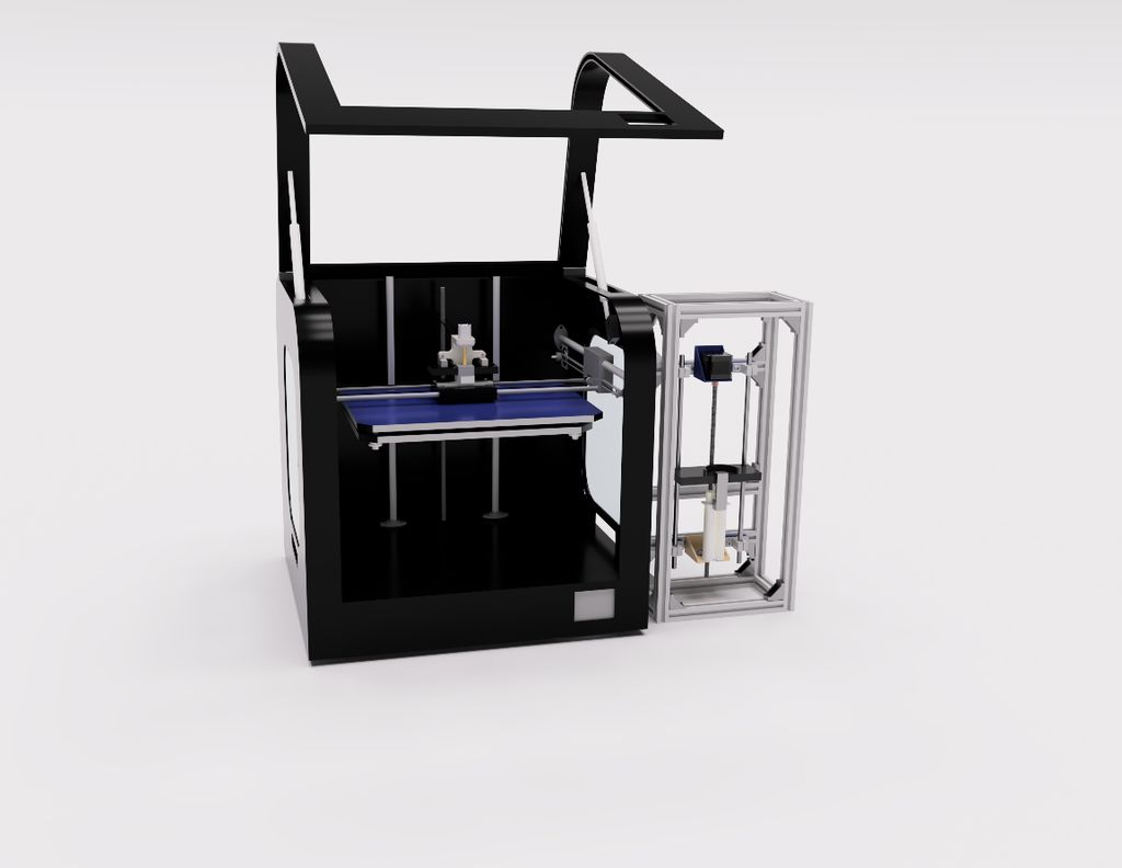 Picture of Flexible Biological Silicone Rapid Prototyping System