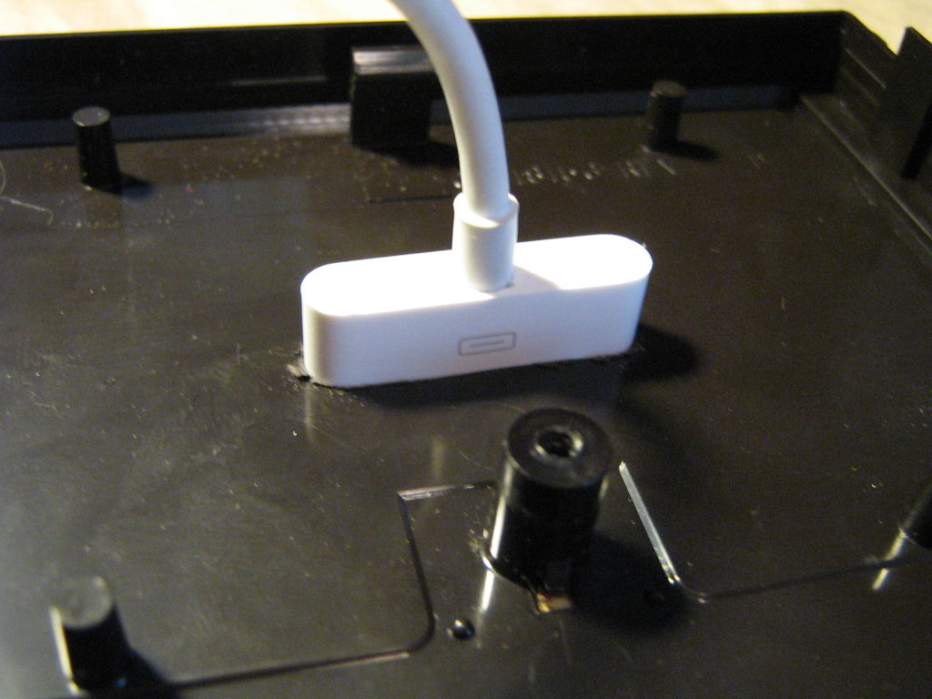Picture of Step 3: Fasten the Usb Cord to the Game Case