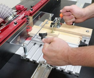 Make a Coping Sled for Your Router Table