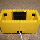 Transformable Lego iPod Dock