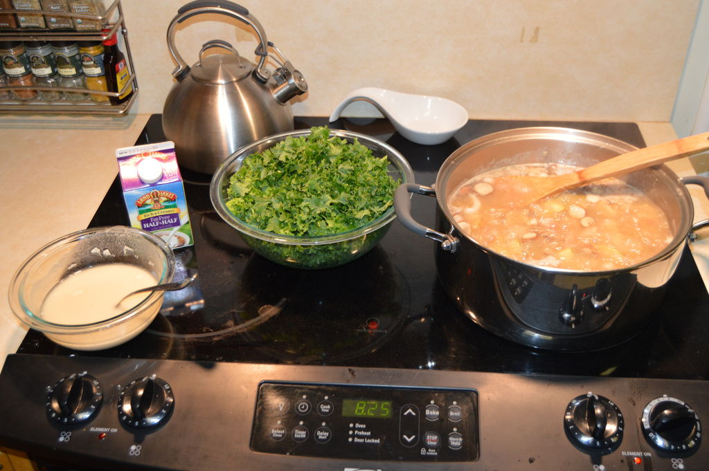 Picture of Prep and Cooking