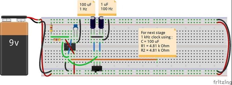 Stage 1: Clock Signal Generation