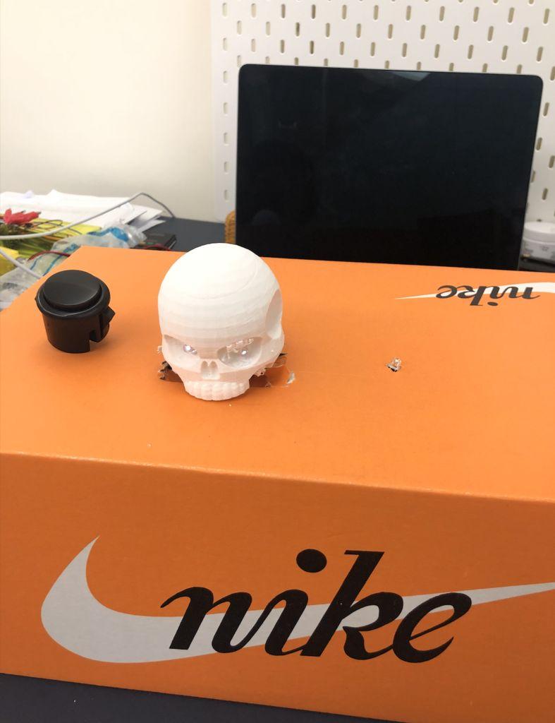Picture of Arduino Halloween Night Light