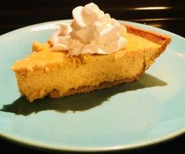 Any Season Pumpkin Cheesecake