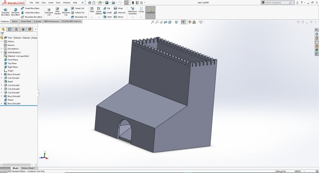 Picture of 3D Dimensions