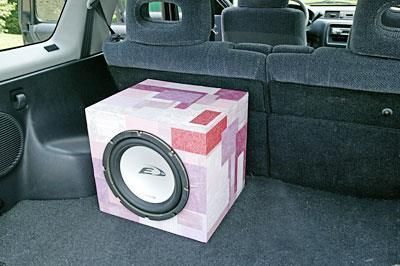 Picture of How to Build a Subwoofer Box