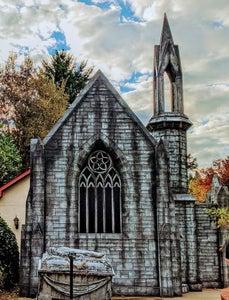 Building a Haunted Chapel