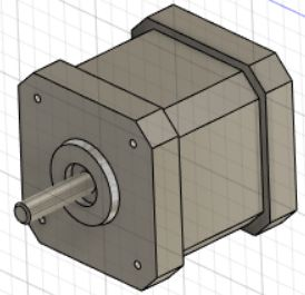 Picture of Power Structure Stepping Motor