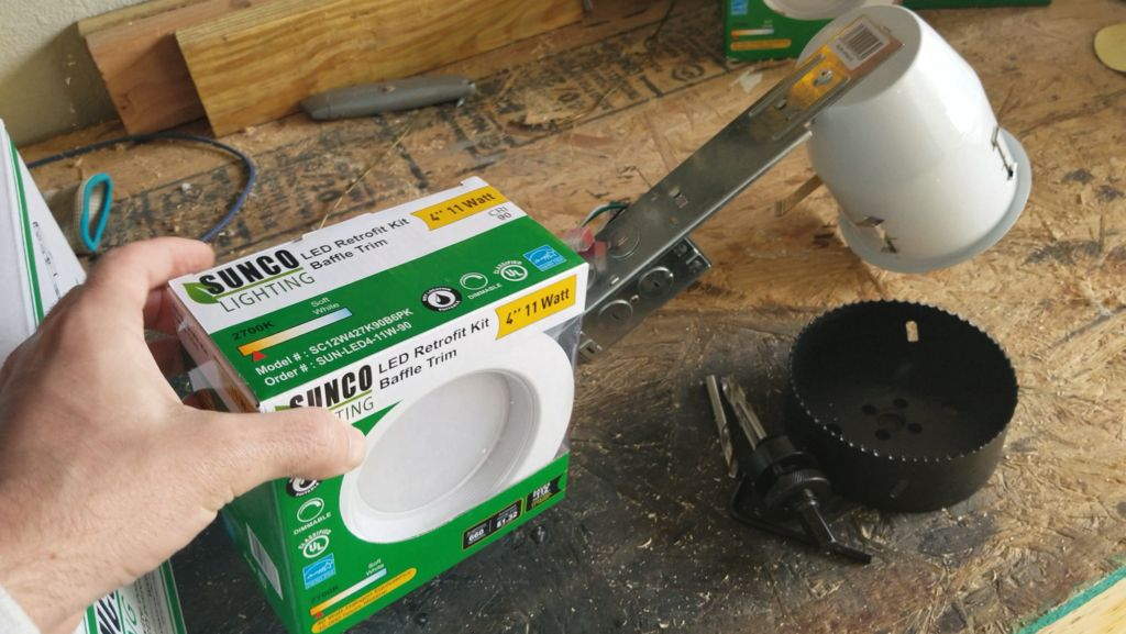 Picture of How to Install Sunco Recessed Lights