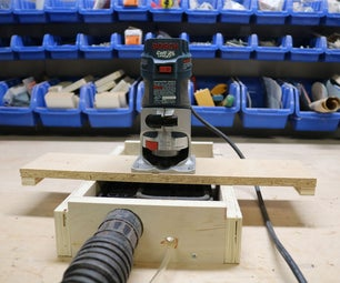 Scalable Router Sled and Thicknessing Jig
