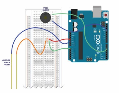 Let's Breadboard Out the Project: