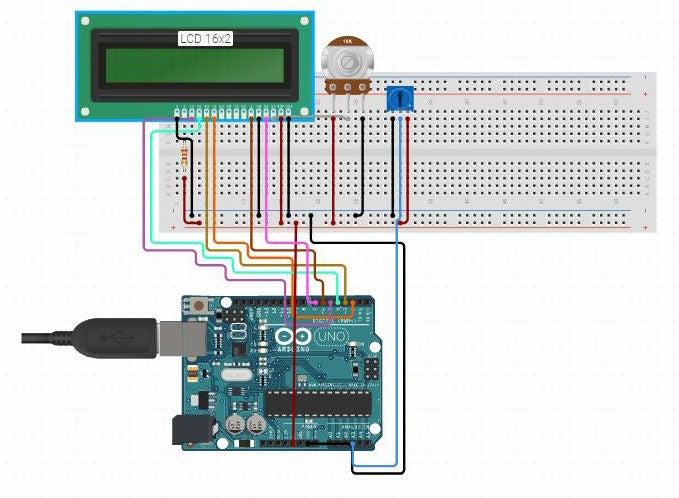 Picture of Digital Arduino Voltmeter