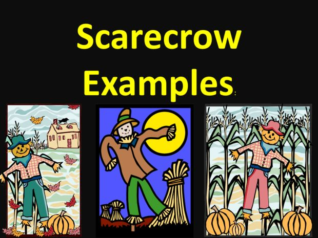 Picture of Scarecrows