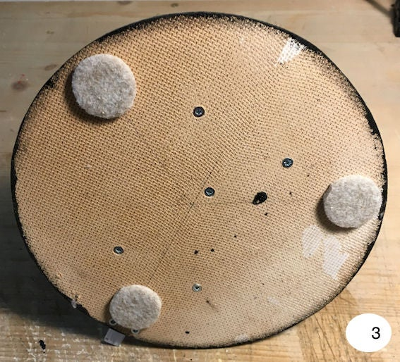 Picture of Base With Spacers