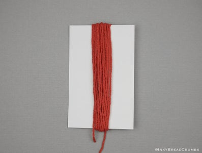 Wrap Yarn for the Body