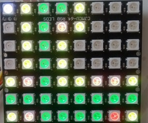 Arduino Minesweeper
