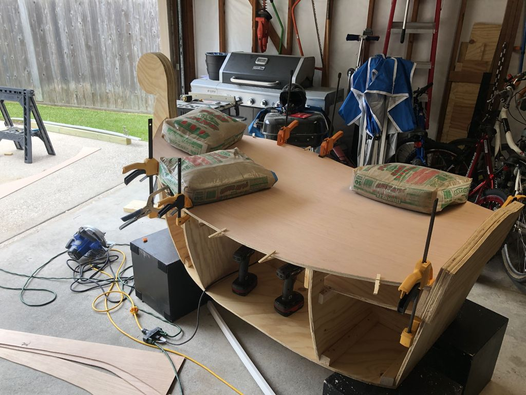 Picture of Carvel Boatbuilding