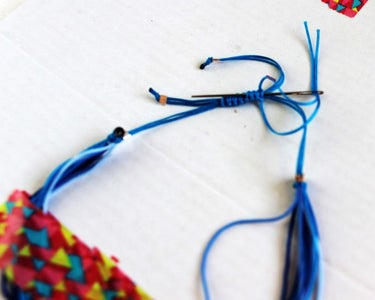 Let's Finish Those Bracelets With Square Knot Sliders