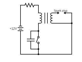 Create Circuit for Starting/Controlling the Engine