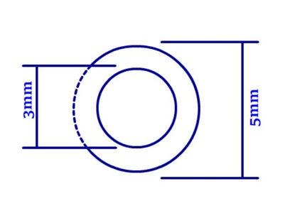 Create Flow Path for Power Piston