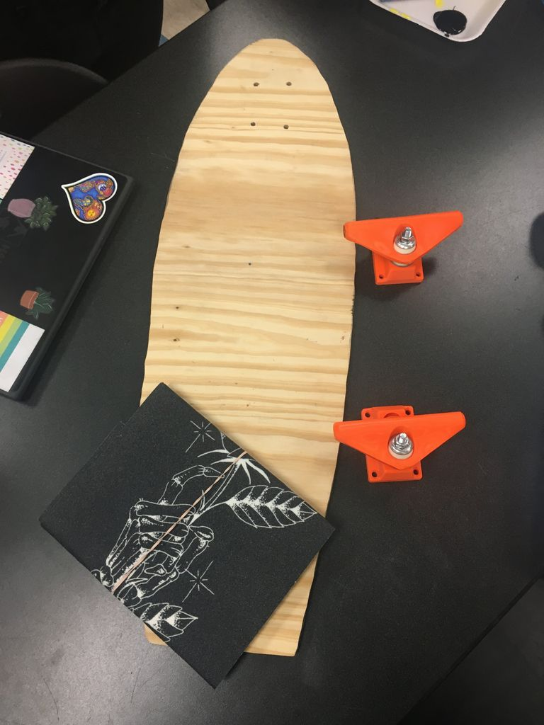 Picture of DIY Skateboard