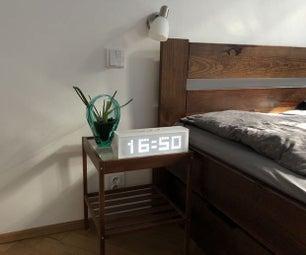 LED矩阵闹钟(MP3播放器)