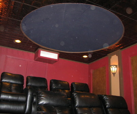 A  beginning guide to designing a Theatre Room AND Star Ceiling