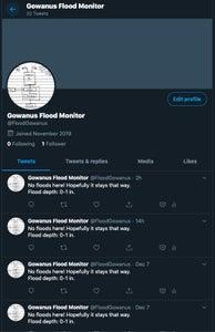 Thingspeak and Twitter Bot