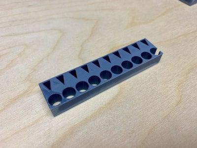 LED Bar: 3D Print the Mask
