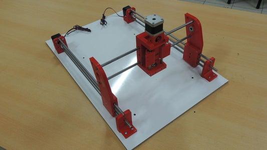 Assemble Header and Main Wood