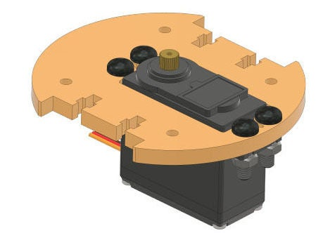 Picture of Making the Inner Bearing Assembly