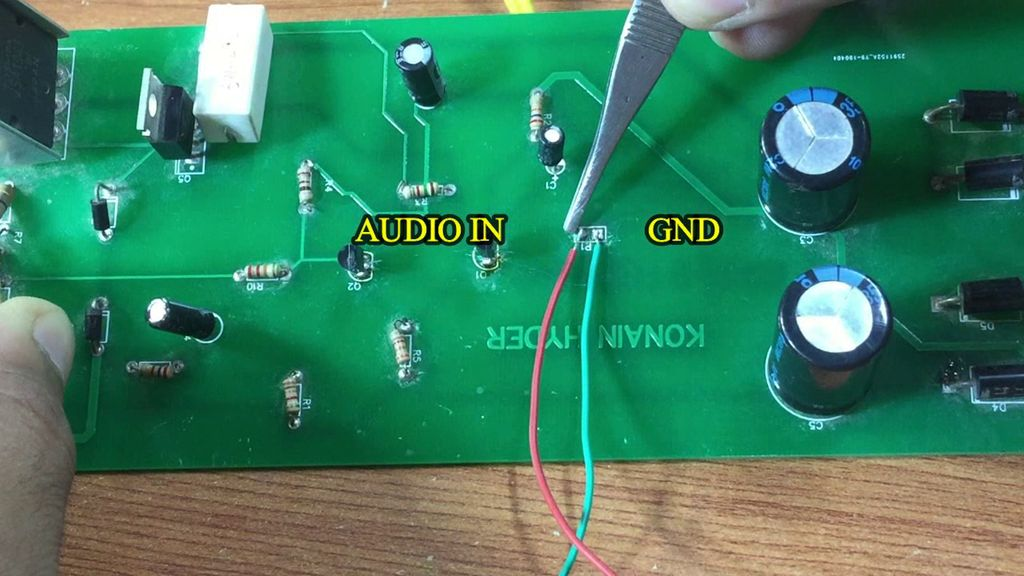 Picture of ANY AMPLIFIER BOARD