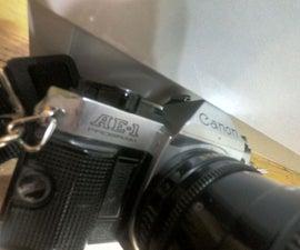 Canon Lens Aperture Repair